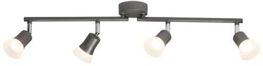 Brilliant LED Spoti 4x4W Graphite 248330