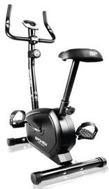 Spokey Fitman Exercise Bike Black