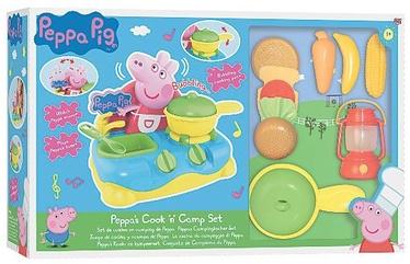 HTI Peppa Pig Peppas Cook N Camp Set