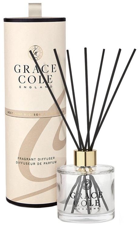 Grace Cole Reed Fragrant Diffuser 200ml Nectarine Blossom & Grapefruit