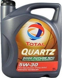 Alyva Total Quartz Future NFC 9000 5W30 Engine Oil 5l