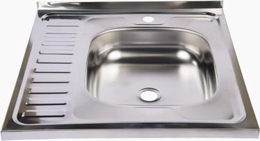 Diana Kitchen Sink Right 600x600mm