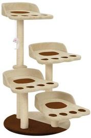 Когтеточка для кота VLX Cat Tree, 500x500x900 мм