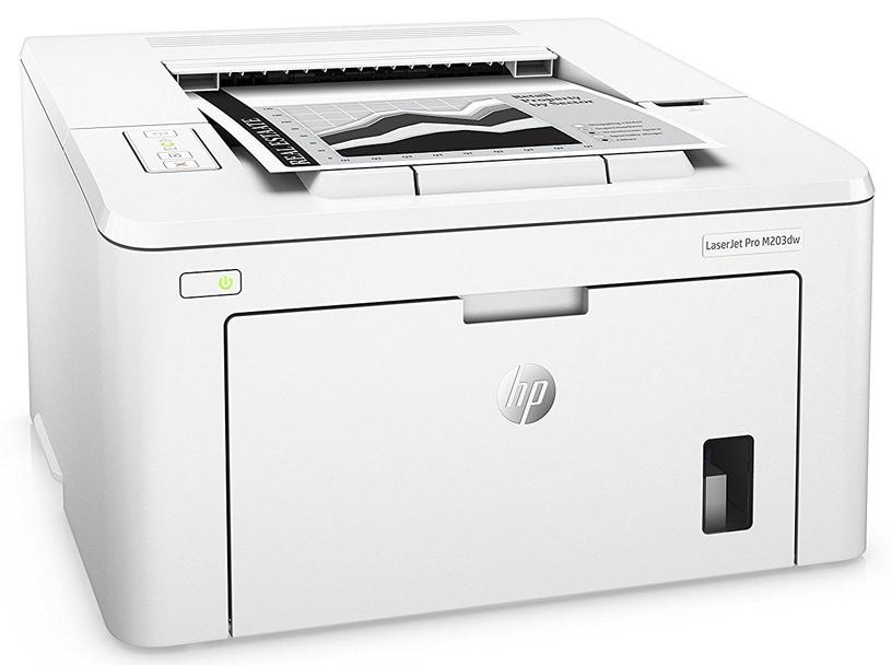 Laserprinter HP Pro M203dw