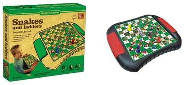 SN Snakes And Ladders Magnetic Board Game QX9602