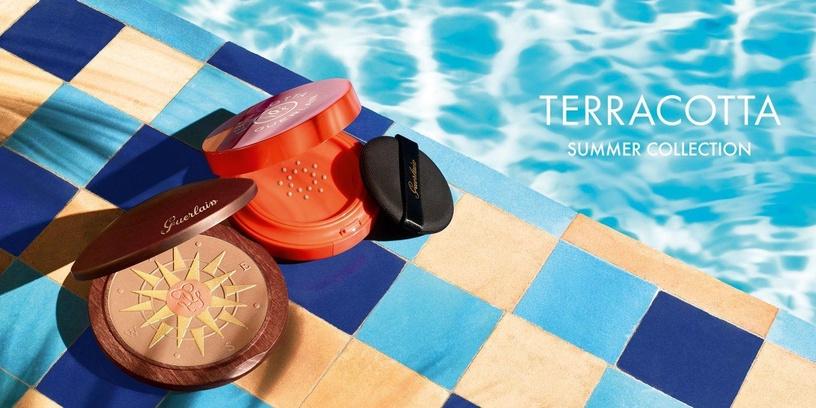 Guerlain Terracotta Cushion Fresh Bronzing Fluid Makeup SPF20 14g 02