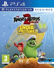 Angry Birds Movie 2 VR: Under Pressure VR PS4