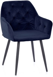 Homede Argento Chairs Navy Blue 2pcs