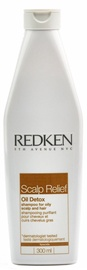 Шампунь Redken Scalp Relief Oil Detox, 300 мл