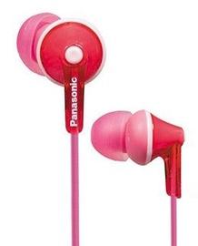 Ausinės Panasonic HJE125E Pink