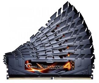 G.SKILL RipJaws 4 128GB 2800MHz CL15 DDR4 Kit Of 8 F4-2800C15Q2-128GRKD Black