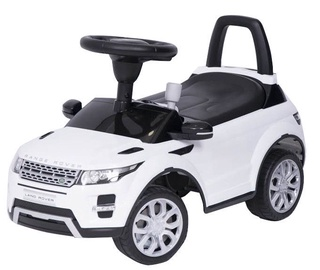 As Company Ride-On Car Land Rover 348B White