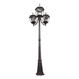 Pastatomasis šviestuvas Domoletti EL-560PE3/3, 3x100W, E27