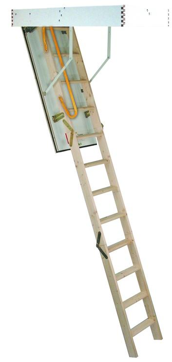 """Sudedamieji laiptai """"Tradition Plus"""" 120X60X280 cm"""