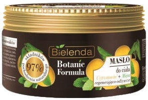 Bielenda Botanic Formula Lemon Tree + Mint Body Butter 250ml