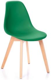 Valgomojo kėdė Homede Mirano Dark Green, 4 vnt.