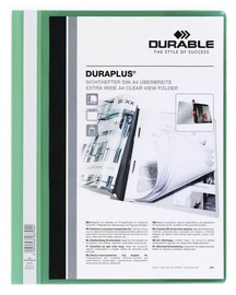 Durable Duraplus Folder Green