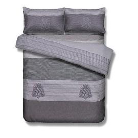 Комплект постельного белья Domoletti WS03 Multicolor, 200x220 cm/50x70 cm