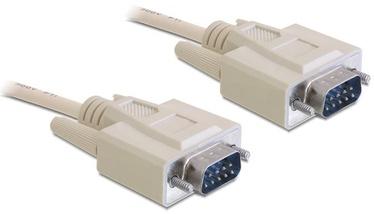 Delock Cable SUB-D / SUB-D Beige 1m