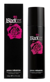 Paco Rabanne Black XS Deodorant Spray 150ml