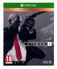 Hitman 2 Gold Edition Steelbook Xbox One