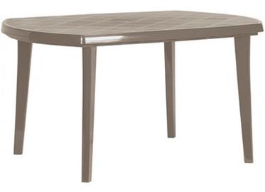 Садовый стол Keter Elise Beige, 137 x 90 x 73 см