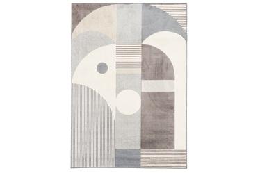 Ковер 4Living Retro, коричневый/серый, 290x200 см
