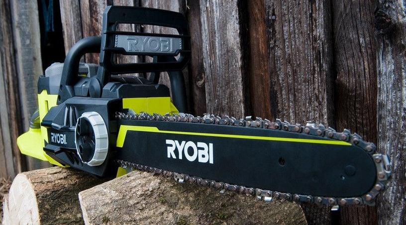 Ryobi RCS36X3550HI 36V Brushless Chainsaw