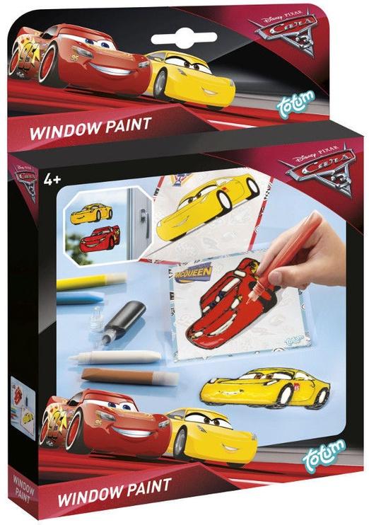 Totum Cars 3 Window Paint 140080