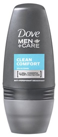 Dove	Men + Care Clean Comfort 48h Deodorant Roll On 50ml