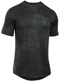 Under Armour T-Shirt Core 1303705-357 Camouflage XS