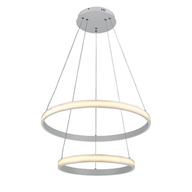 Domoletti Rio A1841-2 Ceiling Lamp 40W LED White