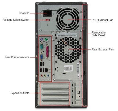 Lenovo ThinkCentre M58e MT RM6788W7 Renew
