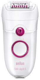 Epilators Braun Silk Epil 5 Power SE5185