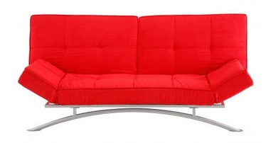 MN Atlanta Sofa Red
