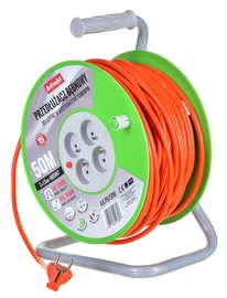 Activejet Reel Extension Cord 50m