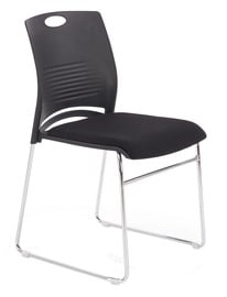 Halmar Cali Visitor Chair Black