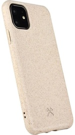 Woodcessories Bio Back Case For Apple iPhone 11 Beige