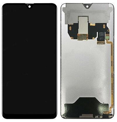 Mobilo tālruņu rezerves daļas Huawei Mate 20 Black LCD Display