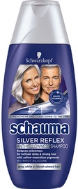 Šampūns Schwarzkopf Schauma Silver Reflex, 250 ml