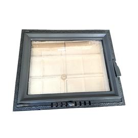 Дверцы камина Metnetus K-10 515x625mm Fireplace Door Black
