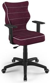 Детский стул Entelo Duo Size 6 VS07 Black/Purple, 425x400x1045 мм