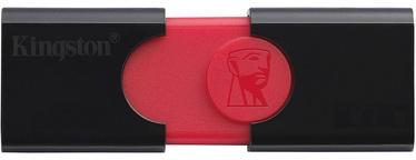 Kingston DataTraveler 106 USB 3.1 32GB Black/Red