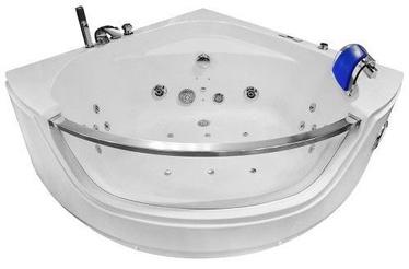 SN Bath I0057 135x135x63cm White