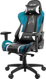 Arozzi Gaming Chair Star Trek Edition Blue