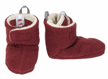 Lodger Fleece Booties BotAnimal Parrot 0-3m