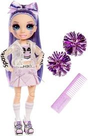 MGA Rainbow High Fashion Cheer Doll Violet Willow