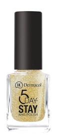 Dermacol 5 Day Stay Longlasting Nail Polish 11ml 14