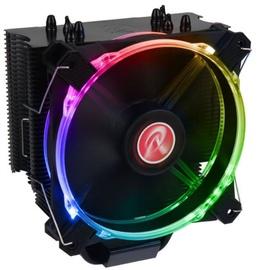 Raijintek Leto CPU Cooler RGB-LED 120mm