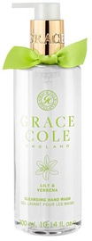 Šķidrās ziepes Grace Cole Lily & Verbena, 300 ml